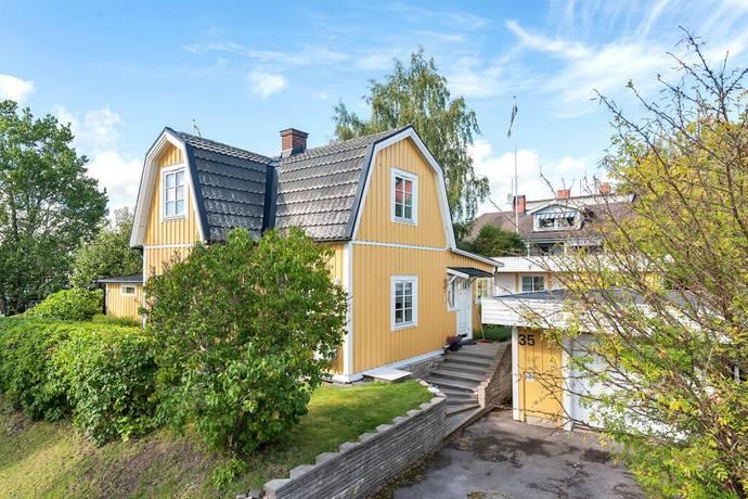 Bild: 4 rum villa på Vegagatan 35, Norrtälje kommun Gransäter