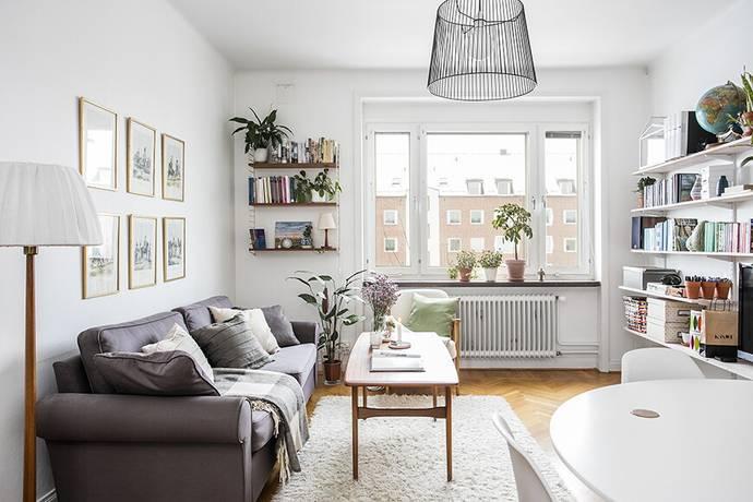 Bild: 2 rum bostadsrätt på Spånehusvägen 56E, Malmö kommun Östra Sorgenfri
