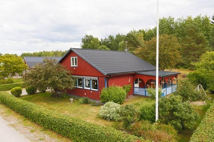 Bild: 6 rum villa på Björkvägen 12, Uppsala kommun Knutby