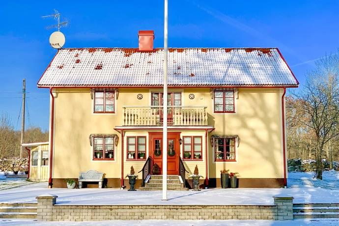 Bild: 6 rum villa på Trehörna Mellangård 3, Tingsryds kommun Urshult