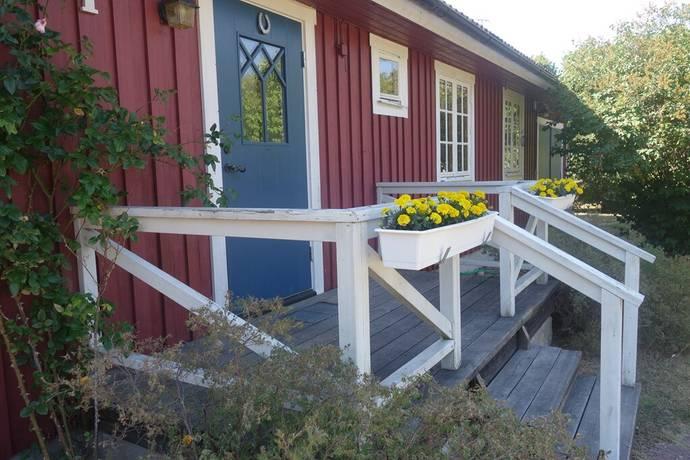 Bild: 4 rum villa på Klockaregatan 1, Borgholms kommun Köpingsvik