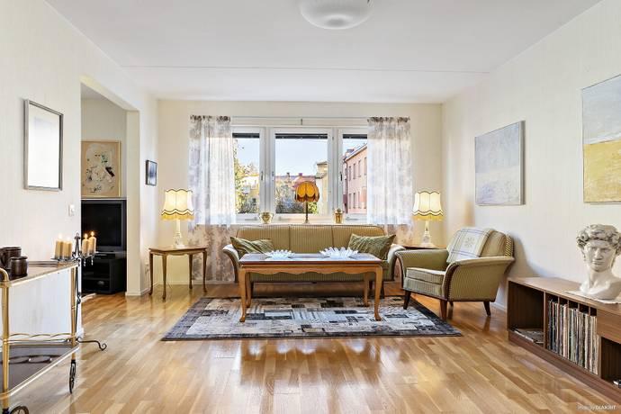 Bild: 5 rum bostadsrätt på Norra Floragatan 29 A, Västerås kommun Centrum
