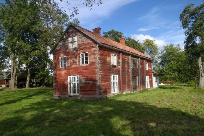 Bild: 7 rum gård/skog på Oscarsgården, Askersunds kommun