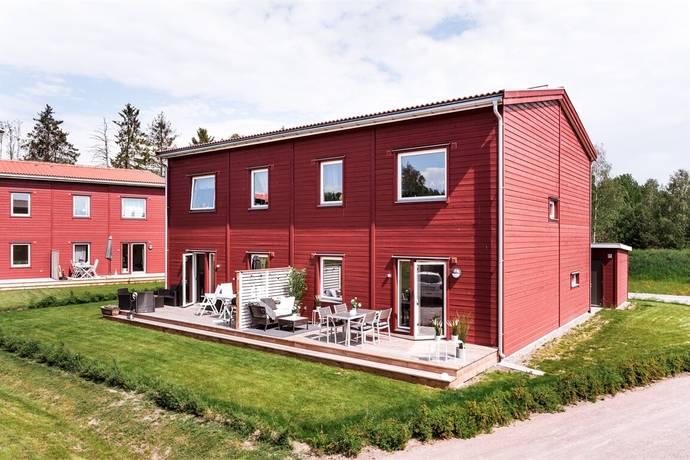 Bild: 5 rum radhus på Lindstigen 1, Borlänge kommun Nygårdarna