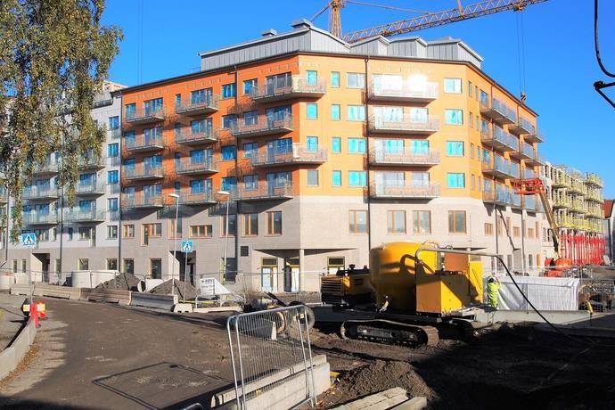 Bild: 2 rum bostadsrätt på Centralvägen 11a, Huddinge kommun Sjödalen