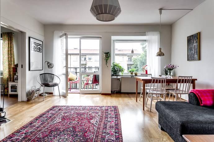 Bild: 4 rum bostadsrätt på Björnsonsgatan 128, Stockholms kommun Blackeberg
