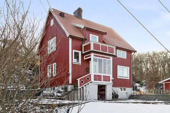 Bild: 5 rum villa på Gamlehagsvägen 17, Mölndals kommun Kållered | Torrekulla
