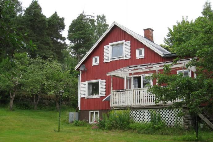 Bild: 3 rum villa på Tallåsvägen 10, Bengtsfors kommun Billingsfors