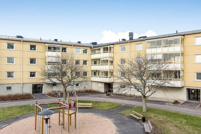 Bild: 3 rum bostadsrätt på Reenstiernagatan 80, Norrköpings kommun