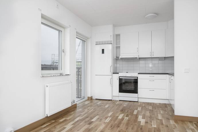 Bild: 2 rum bostadsrätt på Bonstorpsvägen 10, Örebro kommun Adolfsberg-Södra Lindhult