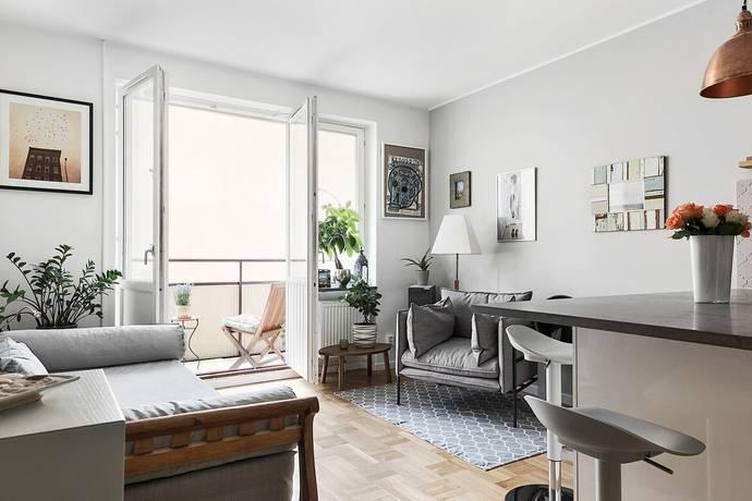 Bild: 2 rum bostadsrätt på Bondegatan 22, 3 tr, Stockholms kommun Södermalm Katarina