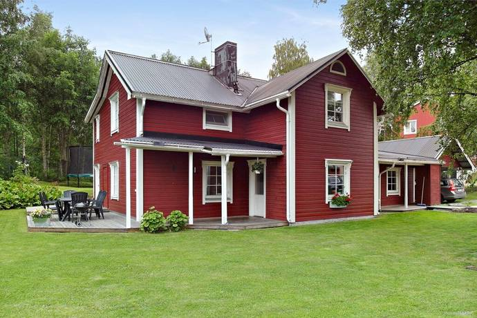 Bild: 6 rum villa på Arvid Franklins väg 34, Lycksele kommun Villaryd