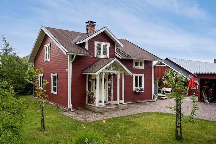Bild: 5 rum villa på Optand 125, Östersunds kommun Optand