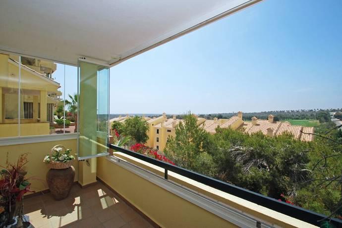 Bild: 3 rum bostadsrätt på Rymlig lägenhet vid golfen med vacker utsikt, Spanien Costa Blanca - Campoamor