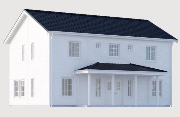 Bild: 7 rum villa på Linnefjällsliden 11a, Göteborgs kommun Torslanda - Amhult