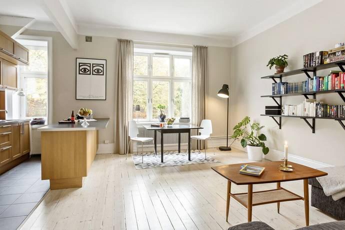 Bild: 2 rum bostadsrätt på Slussgatan 12I, Malmö kommun Slussen