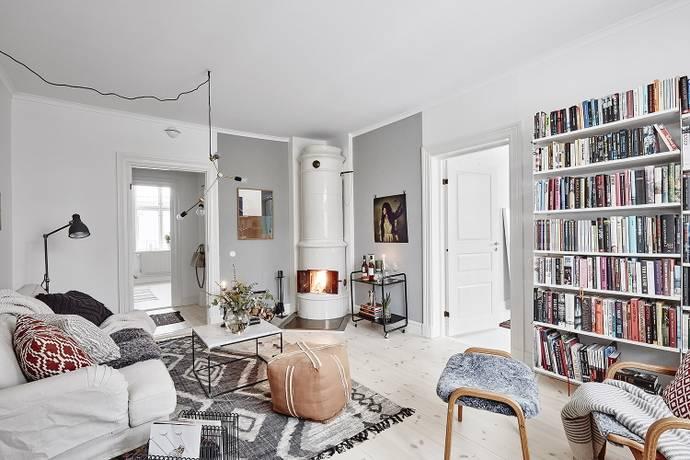 Bild: 3 rum bostadsrätt på Gelbgjutargatan 16, Jönköpings kommun Gamla Kålgården