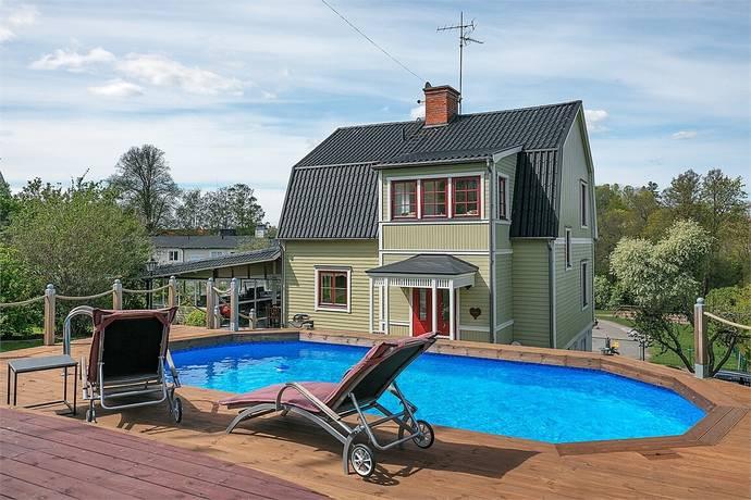 Bild: 6 rum villa på Rundvägen 10, Flens kommun Flensby