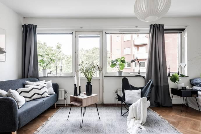 Bild: 1 rum bostadsrätt på Kabelgatan 15 C, Göteborgs kommun Majorna