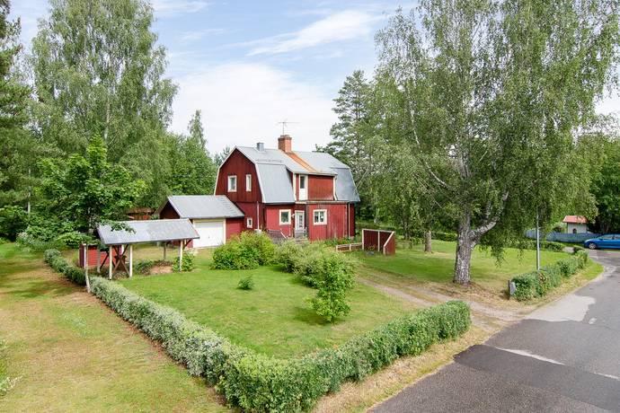 Bild: 5 rum villa på Finnäsgatan 13, Sandvikens kommun Järbo