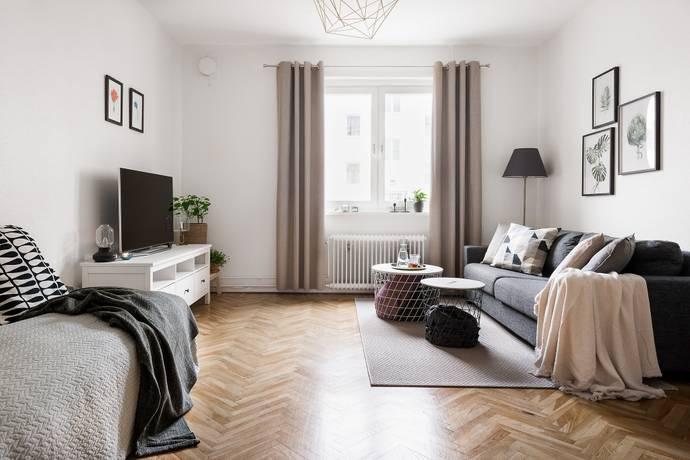 Bild: 1 rum bostadsrätt på Helmutsrogatan 5a, Göteborgs kommun Johanneberg