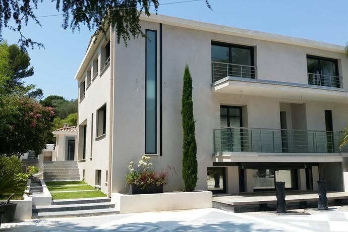 Bild: villa på Mougins, Frankrike Mougins