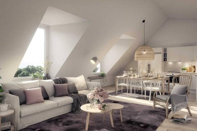 Bild: 3 rum bostadsrätt på Sollentunavägen/Kung Agnes väg, Sollentuna kommun Sollentuna Centrum