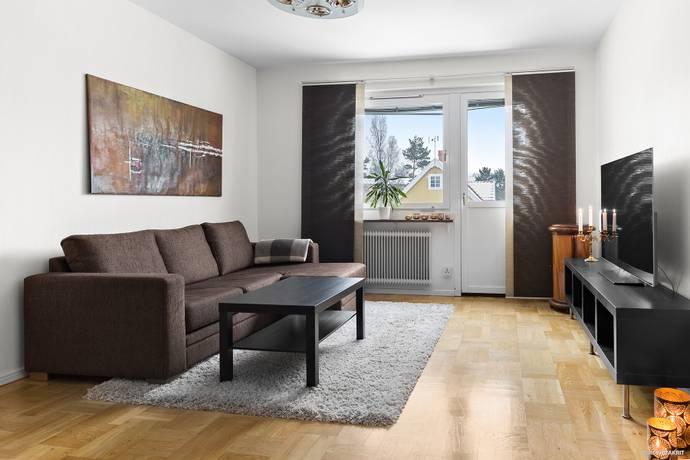 Bild: 2 rum bostadsrätt på Ölmegatan 14B, Karlstads kommun Kvarnberget