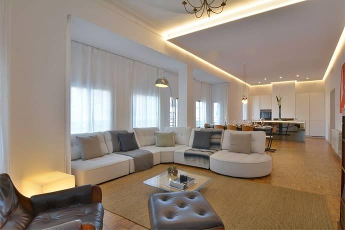 Bild: 5 rum bostadsrätt på Exklusiv möblerad sexrumslägenhet, Spanien Palma | Mallorca