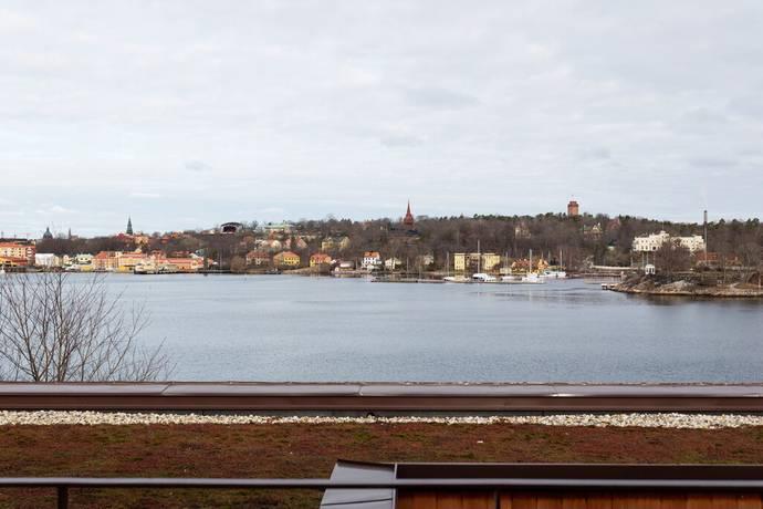 Bild: 3 rum bostadsrätt på Östra Finnbodavägen 13b, Nacka kommun Finnboda