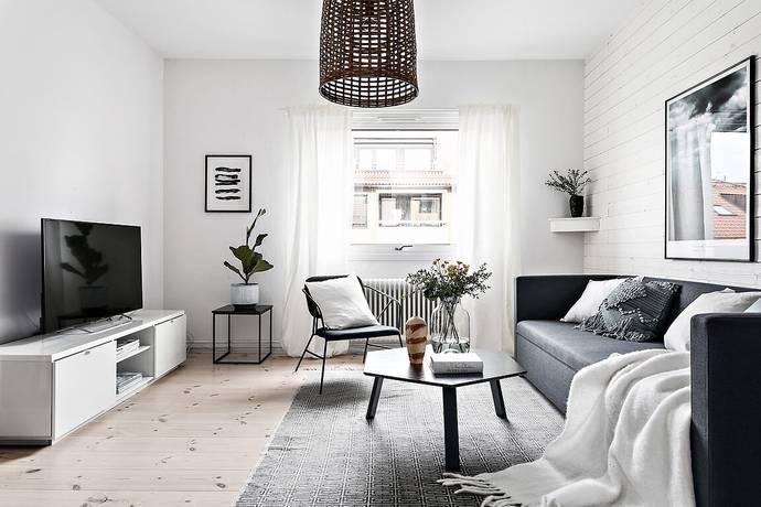 Bild: 3 rum bostadsrätt på Wrangelsgatan 3 A, Göteborgs kommun Lunden
