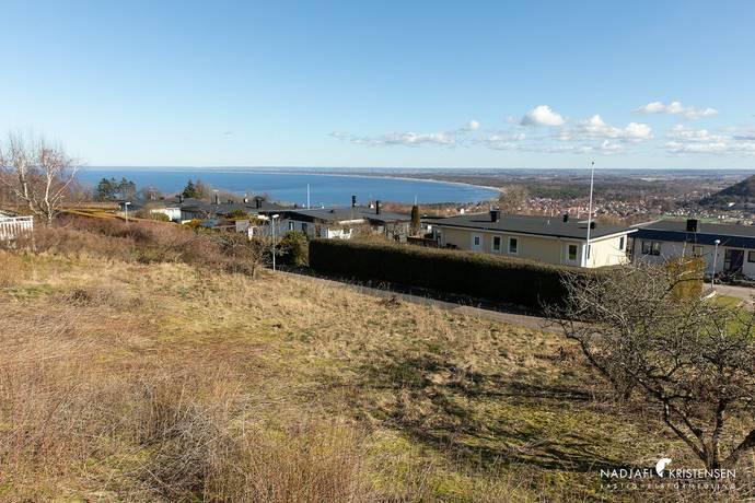 Bild: tomt på Odens Väg 10, Båstads kommun Båstad