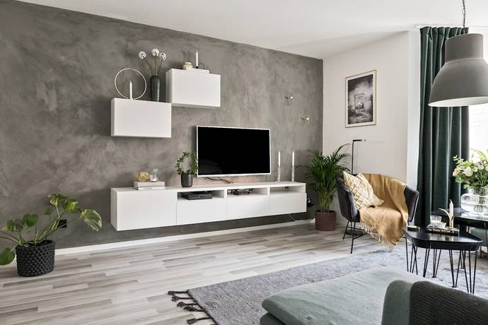 Bild: 3 rum bostadsrätt på Faktorsgatan 7, Helsingborgs kommun Högaborg