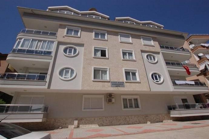 Bild: 3 rum bostadsrätt på Alanya id 2762 Kleopatra, Turkiet Alanya