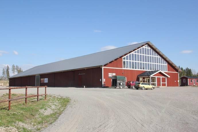 Bild: tomt på Ponnystigen 2/Julmyra, Heby kommun Julmyra