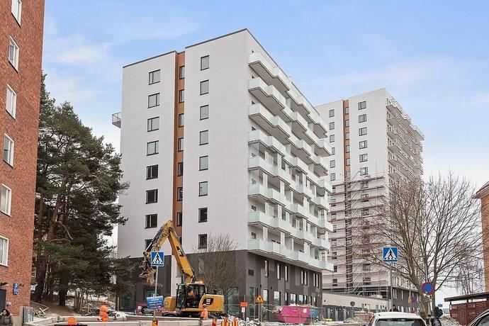 Bild: 2 rum bostadsrätt på Sjödalsvägen 15 7tr, Huddinge kommun Huddinge Centrum