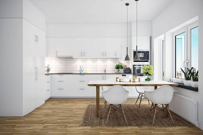 Bild: 2 rum bostadsrätt på Hermelinen/D-1302 Östra Kvarngatan 25, Nyköpings kommun Centralt Öster