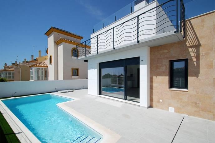 Bild: 3 rum villa på Modern villa i Los Dolses, Spanien Torrevieja Söder - Villamartin