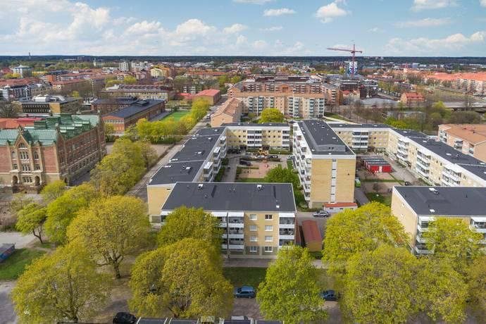 Bild: 3 rum bostadsrätt på Sörbygatan 67 C, Gävle kommun Söder / Södertull