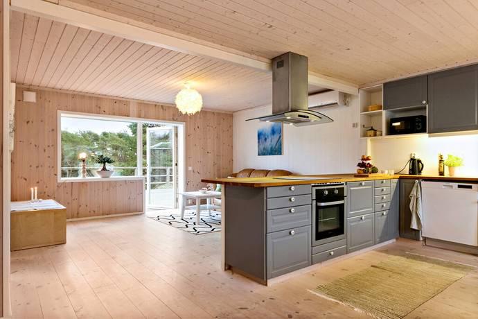 Bild: 4 rum radhus på Markstigen 3A, Lysekils kommun Grundsund