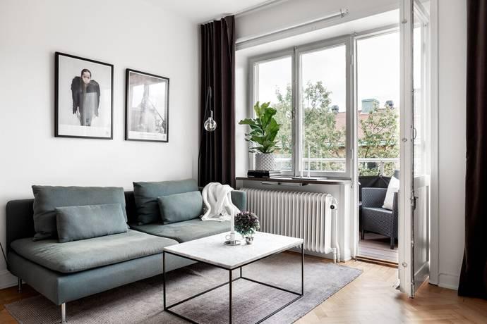 Bild: 1 rum bostadsrätt på Messeniusgatan 6, Stockholms kommun Kungsholmen / Fredhäll