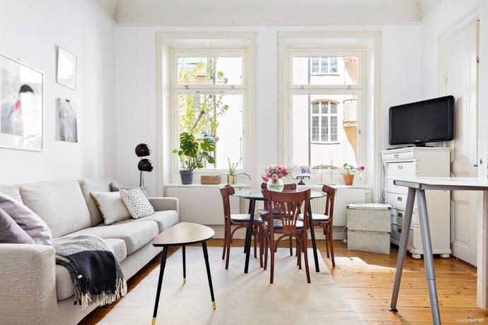 Bild: 3 rum bostadsrätt på Östermalmsgatan 78, 1 tr ög, Stockholms kommun Östermalm