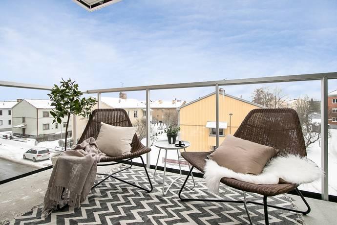 Bild: 3 rum bostadsrätt på Restalundsvägen 16D, Örebro kommun Centralt Öster