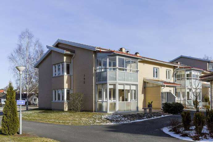 Bild: 3 rum bostadsrätt på Vråenvägen 7, Värnamo kommun Vråen
