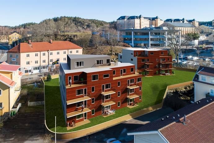 Bild: 1 rum bostadsrätt på Regementsvägen 2 B, Uddevalla kommun Centrum