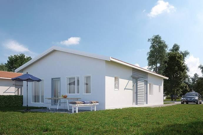 Bild: 4 rum villa på Svanvägen lgh 19, Skurups kommun Abbekås