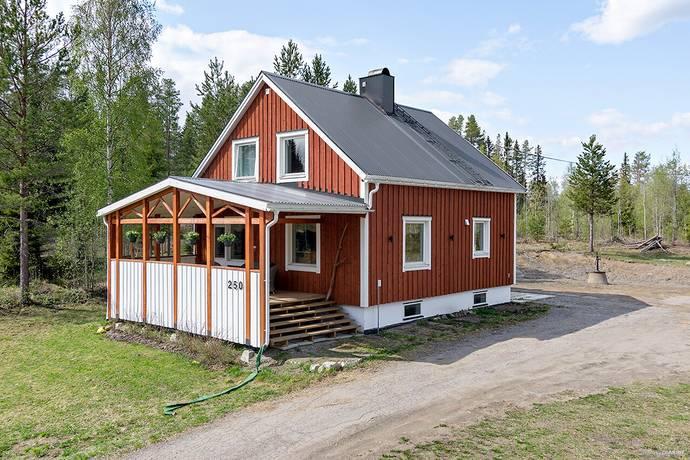 Bild: 4 rum villa på Harbäcken 250, Strömsunds kommun Harbäcken