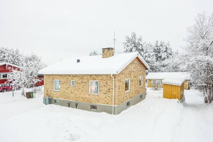 Bild: 3 rum villa på Hantverkargatan 9, Jokkmokks kommun