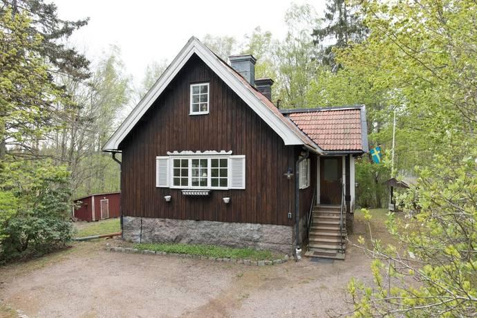 Bild: 4 rum villa på Källstugan Bona 332, Motala kommun Västra Ny