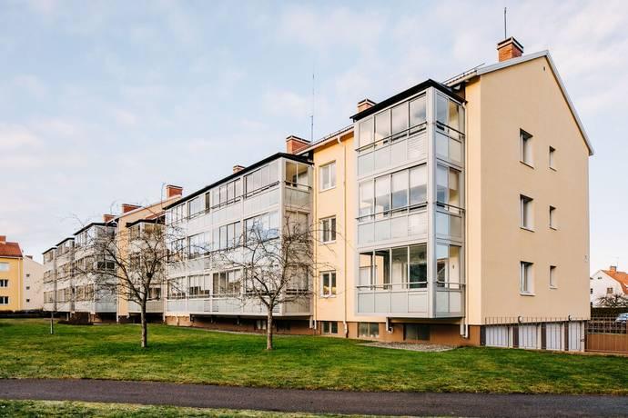 Bild: 2 rum bostadsrätt på Wennerbergsvägen 18D, Lidköpings kommun Gamla Staden